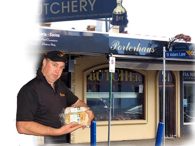 Porterhouse Fine Food Butchery