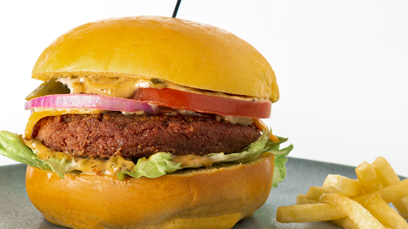 Vegie Magic Choice Beef-Free Burger