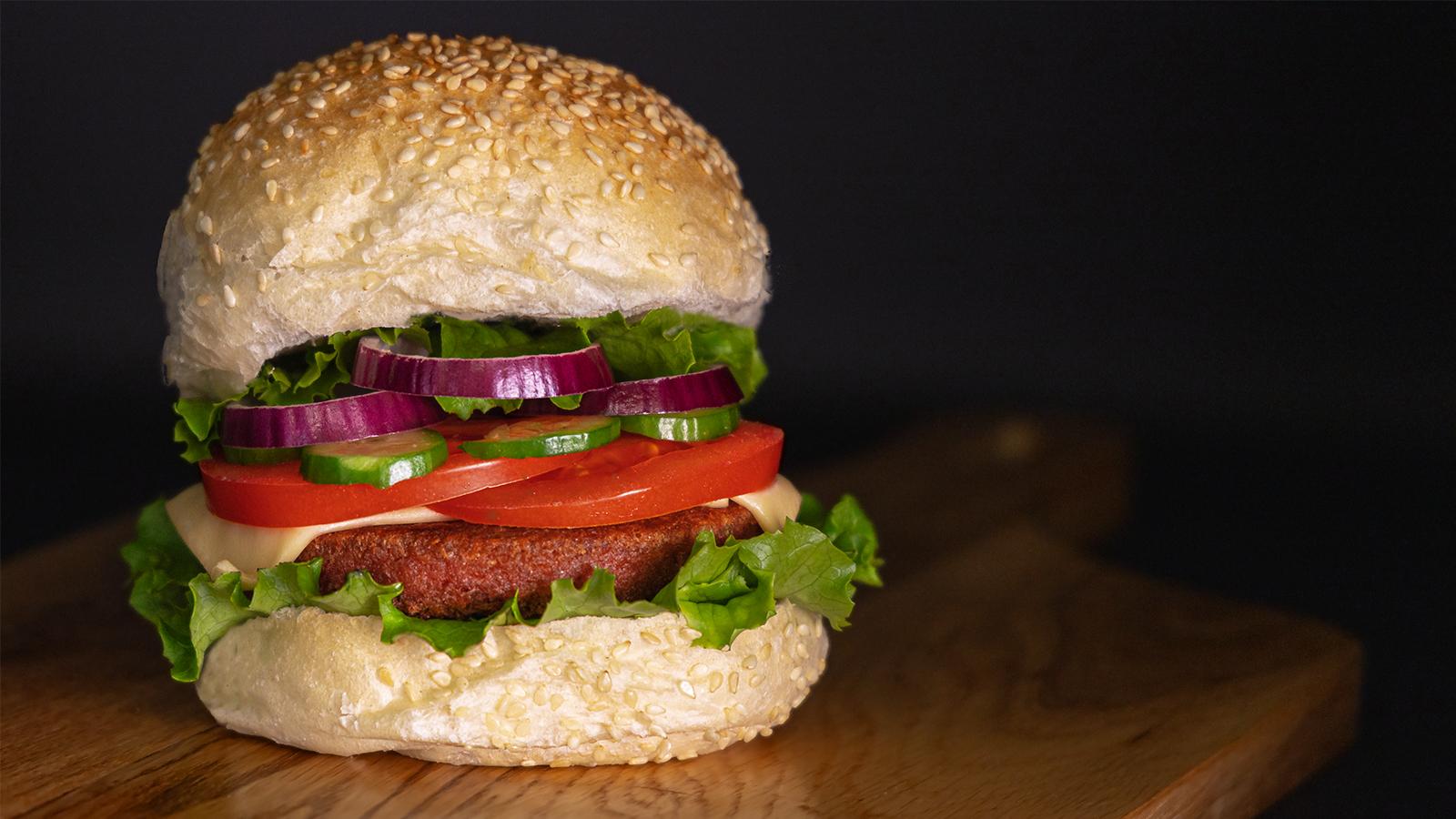 Vegie Magic Choice Free Burger