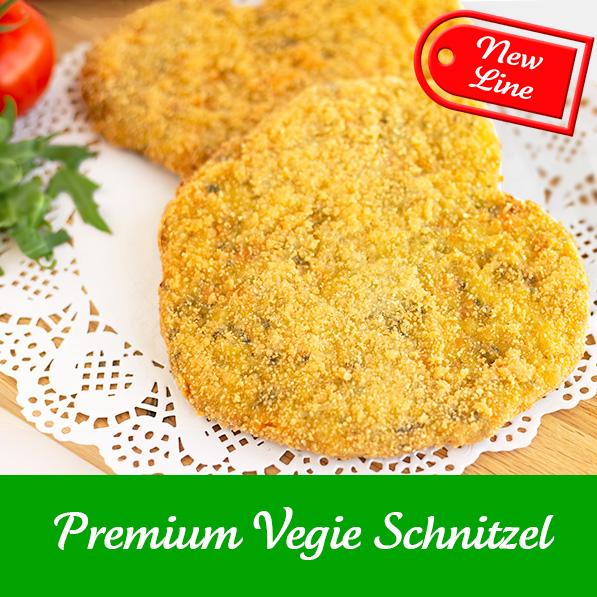Vegie Magic Premium Vegie Schnitzel
