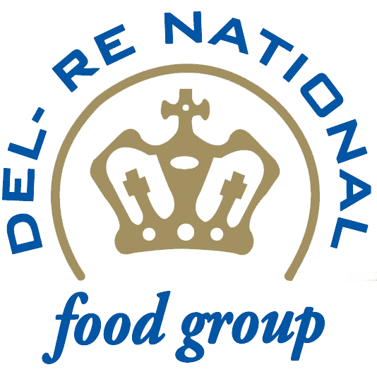 Del-Re National Food Group Logo