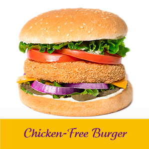 Vegie Magic Chicken-Free Burger