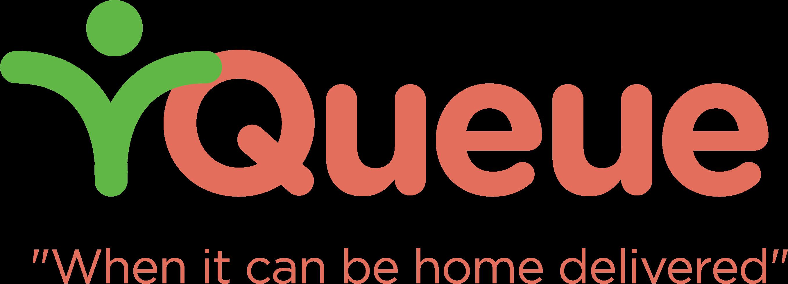YQueue Home Delivery Logo