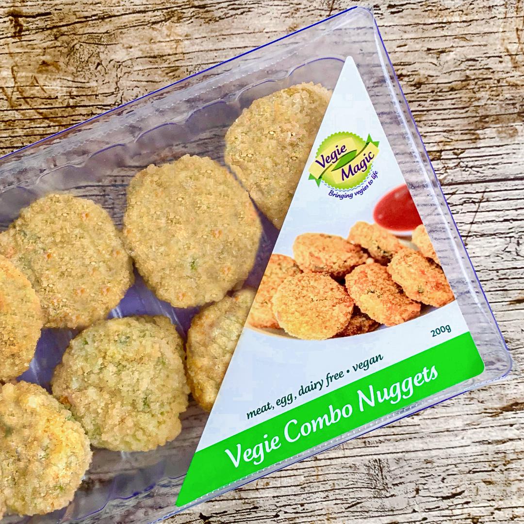 Vegie Magic Vegie Combo Nuggets Pack